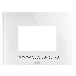 Рамка CHORUS TOUCH 3М, белый 1