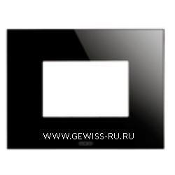 Рамка CHORUS TOUCH 3М, чёрный 1