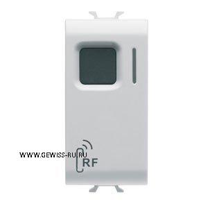Активирующее устройство, радиошина, 1 канал, 3А, 1модуль, белый CHORUS 1