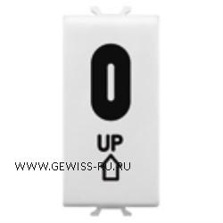 Сенсорный светорегулятор 1модуль 1