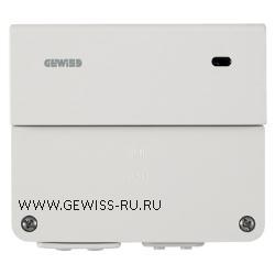 Интерфейс датчика ветра IP55, питание 230В, размер: 110х95х38, для монтажа на стену  1