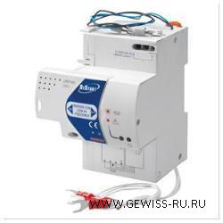 """ReStart Rm PRO - устройства АПВ для АВДТ MDC, 230 В переменного тока, """"фаза-ноль"""", 3 модуля  1"""