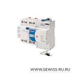ReStart Rd PRO, 25 A, 4P, 6/7 модулей, 30 мА, тип АС  1