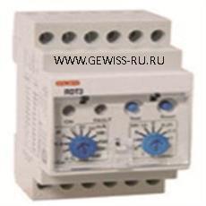 Реле токовой защиты нулевой последовательности, 3 мод  1