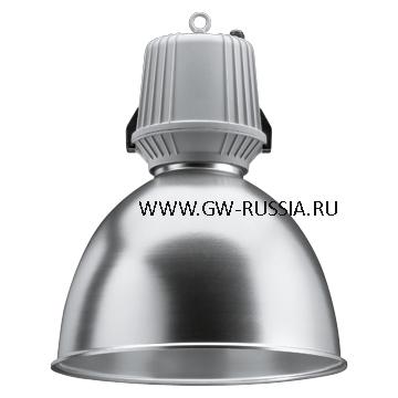 GW83510_Светильник HALLE без электропроводки 400Вт Е40, алюминий