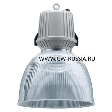 GW83517_Светильник HALLE без электропроводки 150Вт Е27, алюминий