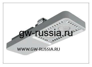 GWL1012_Светильник Smart [4] Lowbay потолочный 2 Led 31W (экв. 58W FD) оптика средн. 60°