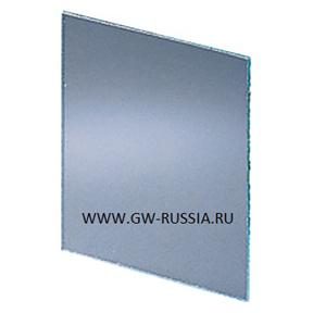 Запасные стекла SICUR PUSH для герметичных аварийных щитов (для GW42202, GW42203, GW42208)