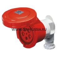 Gewiss » Вилка с наклоном 90° IP44-50/60Гц, 32А, 3Р+Е, 480 ...: http://gw-russia.ru/all/gw60103