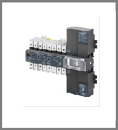 Автоматический трехпозиционный переключатель (I-0-II) MSS 160