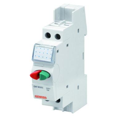 Нажимные кнопки, 1 мод, 1 обычно открыт-1 обычно открыт, 250В переменного тока