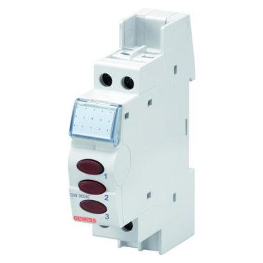 Нажимные кнопки, 1 мод, 1 обычно закрыт, 250В переменного тока