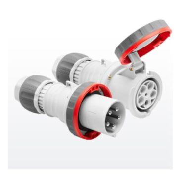 Промышленные силовые разъемы IEC 309