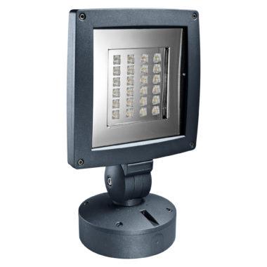 SATURNO - ПРОЖЕКТОР - LED - РАССЕИВАНИЕ 40° - 16X48Вт LED RGB 90/260В-50/60Гц - IP65 - КЛАСС I - СИНЯЯ НОЧЬ IP65