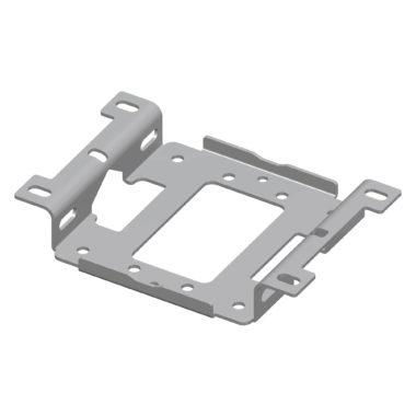 SMART[4] - Пластина для монтажа на стойку 4L-5L