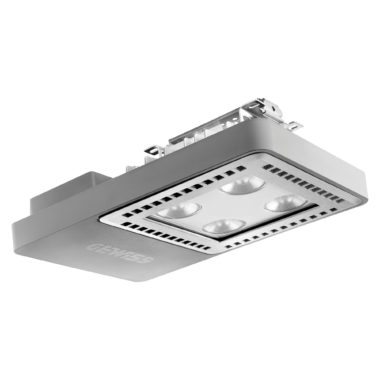 SMART [4] 2.1 HLO - 4L - ПОТОЛОЧНЫЕ LED ПРОЖЕКТОРЫ - IP66 Асимметричная оптика 4000K (CRI 80) 58Вт 6160Lm Серый RAL7037 Независимый