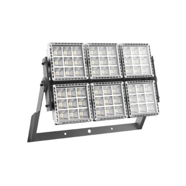 SMART[PRO] - ПРОЖЕКТОР - LED - Концентрирующая симметричная оптика 6 (6x9 LED) 4000K (CRI 70) 770Вт 78650Lm